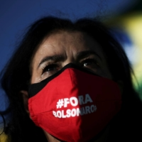 'Get out Bolsonaro!' say ex-supporters in Brazil as COVID-19 spreads