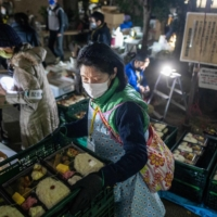 Pandemic highlights hidden poverty in wealthy Japan
