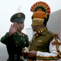 Indian and Chinese troops injured in new border brawl