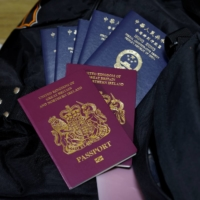On Jan. 31, the U.K. will begin accepting visa applications from holders of British National (Overseas) passports in Hong Kong, but authorities are unconcerned over a possible exodus from the territory. | REUTERS