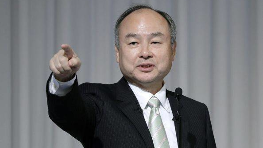 SoftBank's Son to step down as chairman at mobile unit