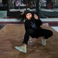 Afghanistan's first female breakdancer sets sights on Paris Olympics
