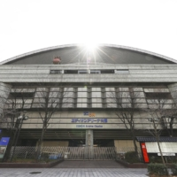 The Spring Basho, which traditionally takes place at Edion Arena Osaka in March, will be moved to Tokyo's Ryogoku Kokugikan to limit the risk of coronavirus infection. | KYODO