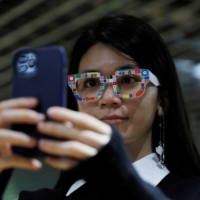 SoftBank's Zozo offers tech glasses to help cosmetics buyers get skin tone right