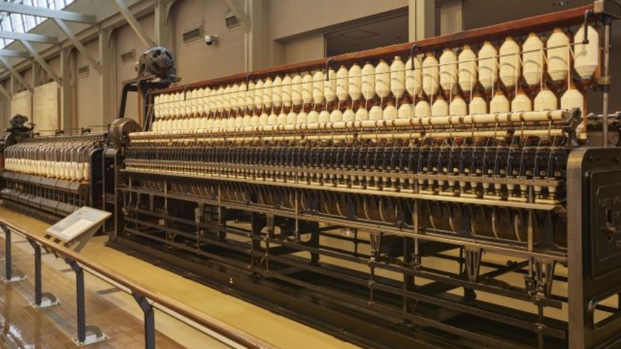 Sakichi Toyoda founded the firm as weaving and loom technology specialists. | JNTO