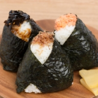 Stuffing: Omusubi (rice balls) can be easily customized with a variety of regional fillings to make a unique snack. | GETTY IMAGES