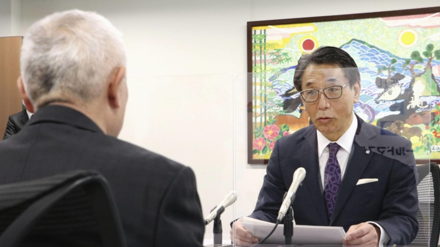 Mayor gives Japan's first approval for restart of reactors over 40 years old