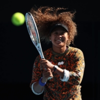 Naomi Osaka cites Williams and King as inspirations for soccer deal