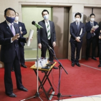 U.S. and Japan finance chiefs vow to cooperate closely amid pandemic