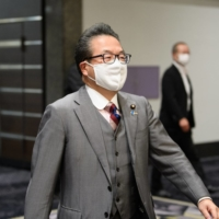 Hiroshige Seko, Upper House secretary general of the Liberal Democratic Party, says the government should restart the Go To Travel tourism subsidy program once the coronavirus state of emergency is lifted.