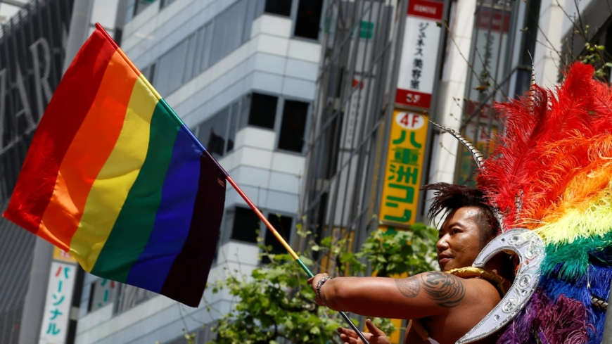 Olympics as game changer for Japan's LGBT rights