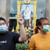 Thailand revives prison terms for royal insults to stop protests