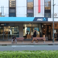 A branch of ANZ Bank in Wellington | REUTERS