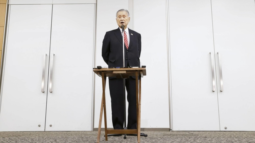 Tokyo Olympics head Mori says he was ready to quit over sexist remarks