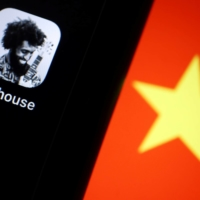 The invite-only social audio app, which was briefly booming in China, appears to have been blocked by Monday night. | REUTERS
