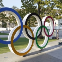 Corporate sponsorship accounts for more than half of the Tokyo Games' expected revenue. | KYODO