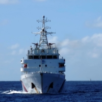 As China authorizes use of force by coast guard, Japan considers response
