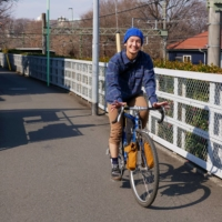 Valuing the streets: Cycling advocate Kosuke Miyata is a strong proponent of expanding urban cycling infrastructure. | PHOEBE AMOROSO