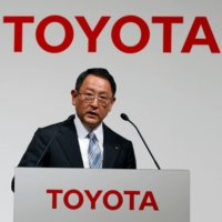 Toyota president 'disappointed' by Tokyo 2020 chief Mori's sexist comments