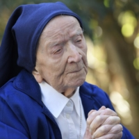 French nun turns 117 after surviving COVID-19