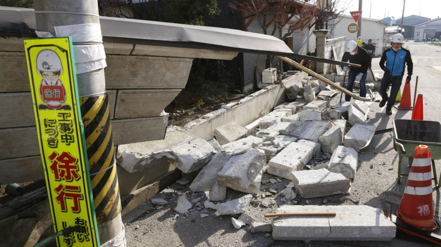 Large earthquake was an aftershock of 3/11 killer quake, expert says