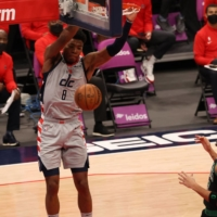 Wizards coach lauds Rui Hachimura after win over Boston