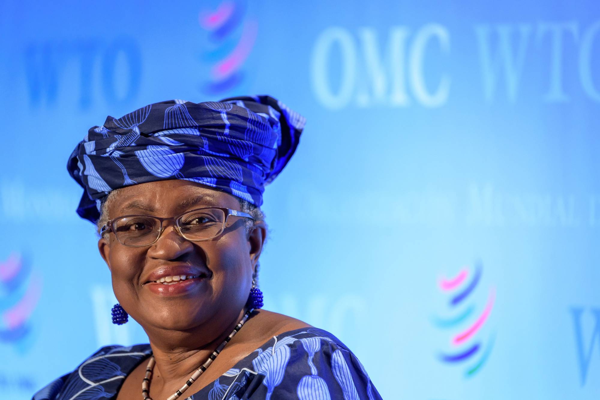 Incoming World Trade Organization President Ngozi Okonjo-Iweala wants the WTO to facilitate 'greater participation of women in international trade, particularly in developing countries.'  | AFP-JIJI
