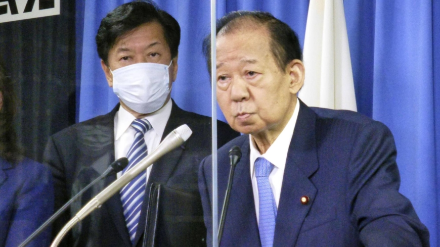 LDP wants more women at key meetings, but only as silent observers