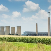 The Komati coal-fired power station, operated by Eskom Holdings SOC Ltd., in Mpumalanga, South Africa.  | BLOOMBERG