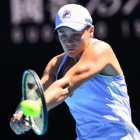 No. 1 Ash Barty upset on home turf in Australian Open quarterfinals