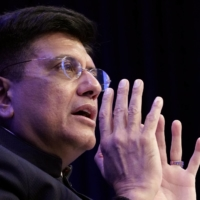 Piyush Goyal, India's commerce minister, bluntly told e-commerce executives during a meeting in 2019 that they must comply with new rules. | REUTERS