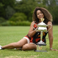 Naomi Osaka's victory over American Jennifer Brady gave her four Grand Slam titles from four final appearances. | REUTERS