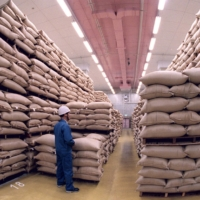 Pandemic puts pressure on Japan to open up rice stockpile to charities