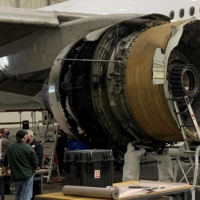 Metal fatigue seen as trigger of engine failure near Denver
