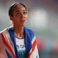 Injured Katarina Johnson-Thompson to be fit for Tokyo, says coach