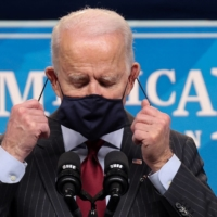 Millions of masks to be sent to households in Biden equity plan
