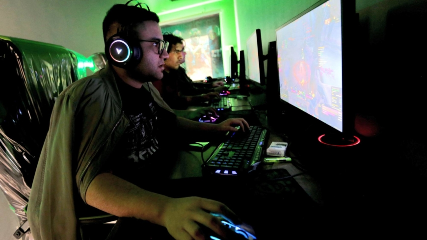 'We just want to play': Iran gamers battle reality of U.S. sanctions