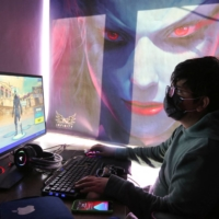 Iran's millions-strong legion of gamers revel in online worlds, but they have to fight daily real-life obstacles imposed by U.S. sanctions in their quest to level up and keep playing. | AFP-JIJI