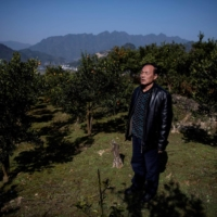 Poverty road in China drives some to riches, leaves others behind