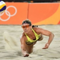 Beach volleyball players cleared to wear bikinis in Qatar event