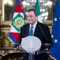EU has high hopes for Mario Draghi as he steps into new role leading Italy