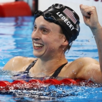 Katie Ledecky anticipates fierce competition at Tokyo Games