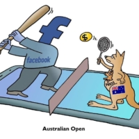 Australia's face-off with Facebook is of global import