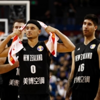 New Zealand's Tall Blacks have not qualified for the Olympic basketball tournament since Athens 2004, where they finished 10th. | REUTERS