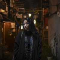 Wakako Fukuda, a sociology student and activist, in Tokyo, on Friday. Fukuda says young Japanese have been empowered by the shift to socializing online during the pandemic. 'The space we deserve is already there,' she said. 'And it is dominated by young people.' | NORIKO HAYASHI/THE NEW YORK TIMES