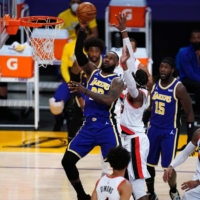 Video clips of Lakers superstar LeBron James can now be bought and sold for thousands of dollars on NBA Top Shot, a new platform powered by the same blockchain technology used by bitcoin. | USA TODAY / VIA REUTERS