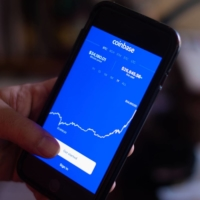 Even though verified users of Coinbase, the largest U.S. digital-asset exchange, jumped 34% to 43 million last year as Bitcoin more than quadrupled, control of the largest cryptocurrency remains narrow. | BLOOMBERG