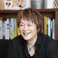 Music of the world: JAM Project leader Hironobu Kageyama says he was surprised to see the response to his group's music overseas.  | KYODO
