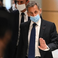 Ex-French President Nicolas Sarkozy found guilty of corruption