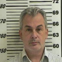 Michael Taylor, who was implicated in enabling the dramatic escape of former Nissan Motor Co. boss Carlos Ghosn, is seen in a booking photograph from October 2012 on unrelated charges. | DAVIS COUNTY SHERRIFF'S OFFICE / VIA REUTERS